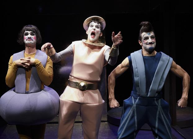 Η Κωμωδία των Παρεξηγήσεων είναι ο ορισμός του θεάτρου