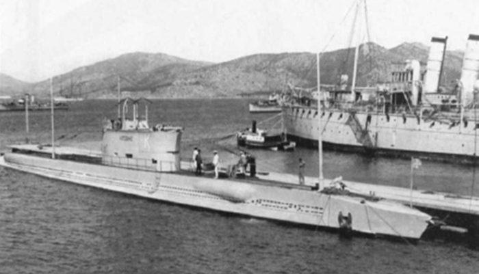 Το παράτολμο κόλπο του κυβερνήτη: Το θρυλικό ελληνικό υποβρύχιο που βύθισε πλοία 13.000 τόνων