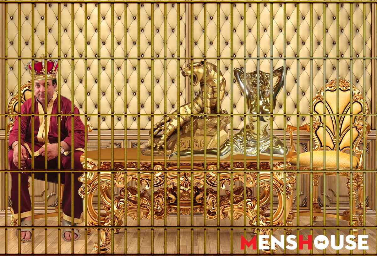Το ειδικό κελί που έφτιαξε: Οι 7 πρώτες φωτογραφίες του Ριχάρδου στον Κορυδαλλό (Pics)