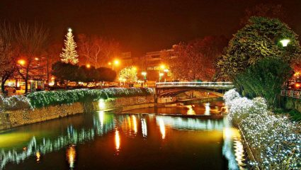 Η ελληνική πόλη που θα «βουλιάξει» τα φετινά Χριστούγεννα