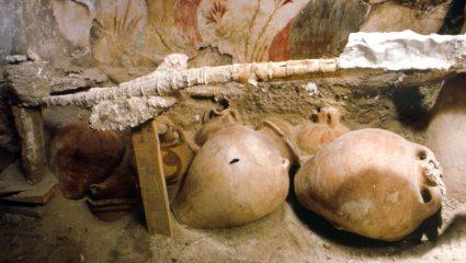 Η «Πομπηία του Αιγαίου» και ο μύθος της χαμένης Ατλαντίδας