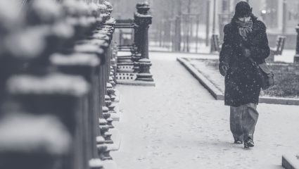 Η «Μήδεια» μοιάζει καλοκαίρι: Στο πιο παγωμένο χωριό του κόσμου 1' στο κρύο αρκεί για να πεθάνεις