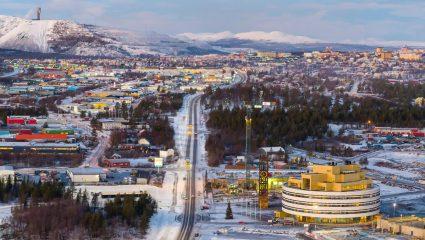 Μετακομίζει γιατί βουλιάζει: Η πόλη που παράγει… 6 Πύργους Άιφελ την ημέρα θα είναι το νέο σουηδικό «θαύμα»