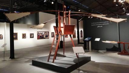 Da Vinci Alive: Μια μυσταγωγία ξετυλίγεται στο Παλιό Αμαξοστάσιο
