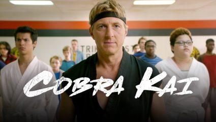 Cobra Kai: Όσα περιμένουμε να δούμε στη δεύτερη σεζόν
