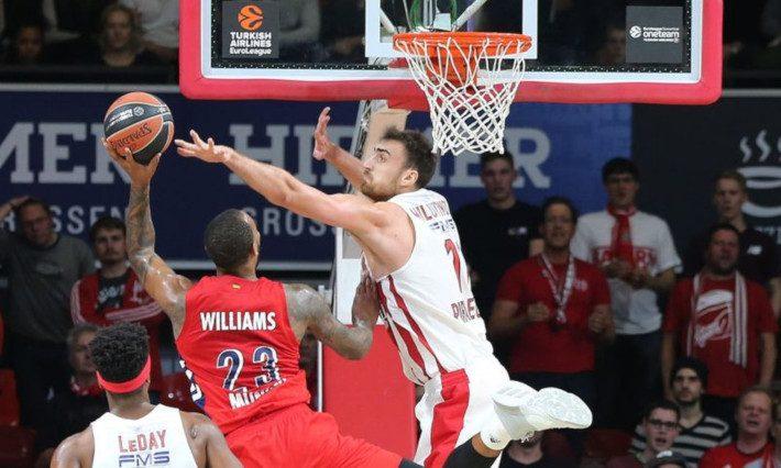 Από τρίτος σέντερ του Ολυμπιακού στο κατώφλι του NBA: Οι 3 αλλαγές που μεταμόρφωσαν τον Μιλουτίνοφ
