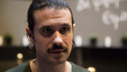 Ο Ορφέας Αυγουστίδης θα ήθελε να καταργήσει την έννοια του Χρόνου