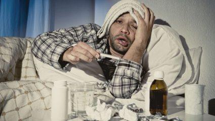 5 λόγοι που δεν είναι και τόσο χάλια να πέφτεις άρρωστος στο κρεβάτι