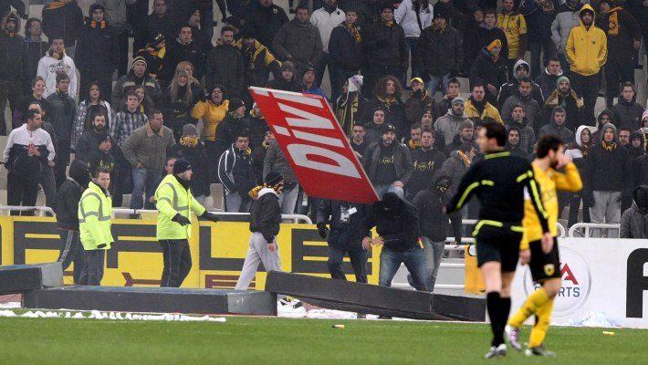 Το πιο παλαβό γκολ που έχει μπει στην ιστορία του ελληνικού ποδοσφαίρου