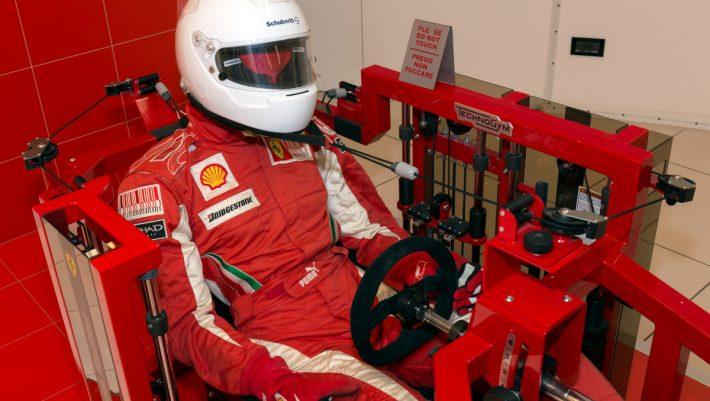 40'' χωρίς ανάσα στους 65 βαθμούς: Οι δοκιμασίες των πιλότων της Formula 1 στο γύρο του θανάτου