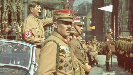 Παίρνουν ακόμη συντάξεις οι συνεργάτες των Ναζί…