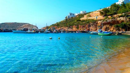 Το ελληνικό νησί – outsider πρώτη επιλογή στα διεθνή Μέσα για το καλοκαίρι του 2019! (Pics)