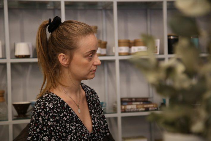 Η Λένα Δροσάκη έγινε ηθοποιός για να «σκληραγωγηθεί» στο τέλος