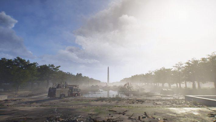 Πώς ένας θανατηφόρος ιός μετατρέπει την Ουάσινγκτον σε πεδίο μάχης