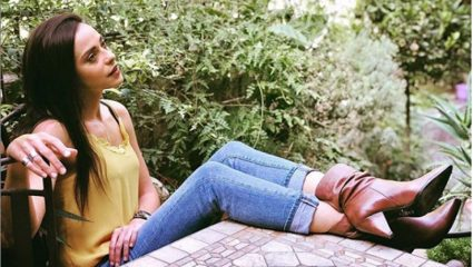 Η Ευαγγελία Συριοπούλου είναι η πιο αβίαστα όμορφη γυναίκα που θα δεις