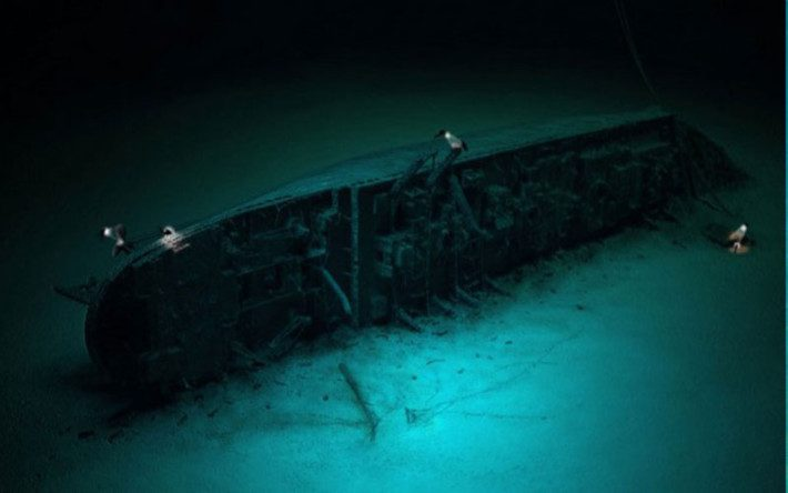 Στα 120 μέτρα γράφτηκε ιστορία: Η ανακάλυψη του Κουστό που έκανε την Ελλάδα πρώτο θέμα σε όλη την Ευρώπη (Pics)