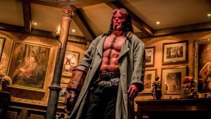 Το νέο Hellboy είναι ένα πολύ γεμάτο fantasy/sci-fi