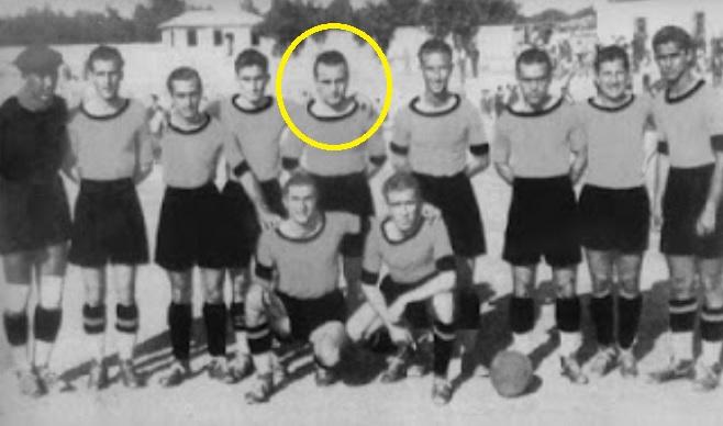 Ο παίκτης της ΑΕΚ που εκτελέστηκε από τους Ναζί