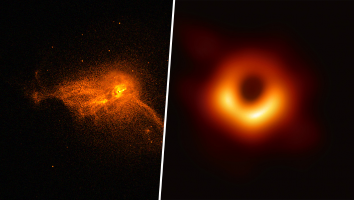 Σημάδια ζωής: Τι κρυβόταν τελικά στη μαύρη τρύπα που ανακάλυψε η NASA (Pics)