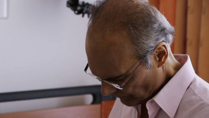 3f9b01bce609 Η τελευταία απόφαση  Ο Έλληνας δημοσιογράφος που νίκησε το  θάνατο...διαλέγοντας τον!