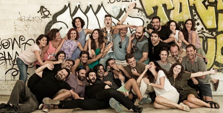 Μια ελληνική Συντεχνία του Γέλιου κατακτά το περίφημο Grips του Βερολίνου