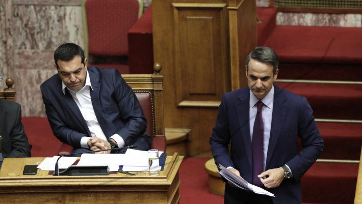 Η αρνητική ψήφος και το τρομολαγνικό αφήγημα για τον αντίπαλο στην ελληνική πολιτική σκηνή