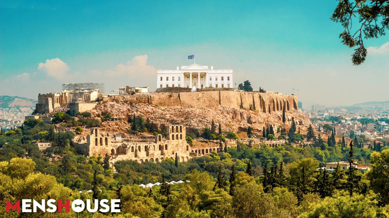 Μεταμορφώνει την Αθήνα: Η πρώτη μεγάλη αλλαγή του Πατούλη στον Παρθενώνα (Pics)