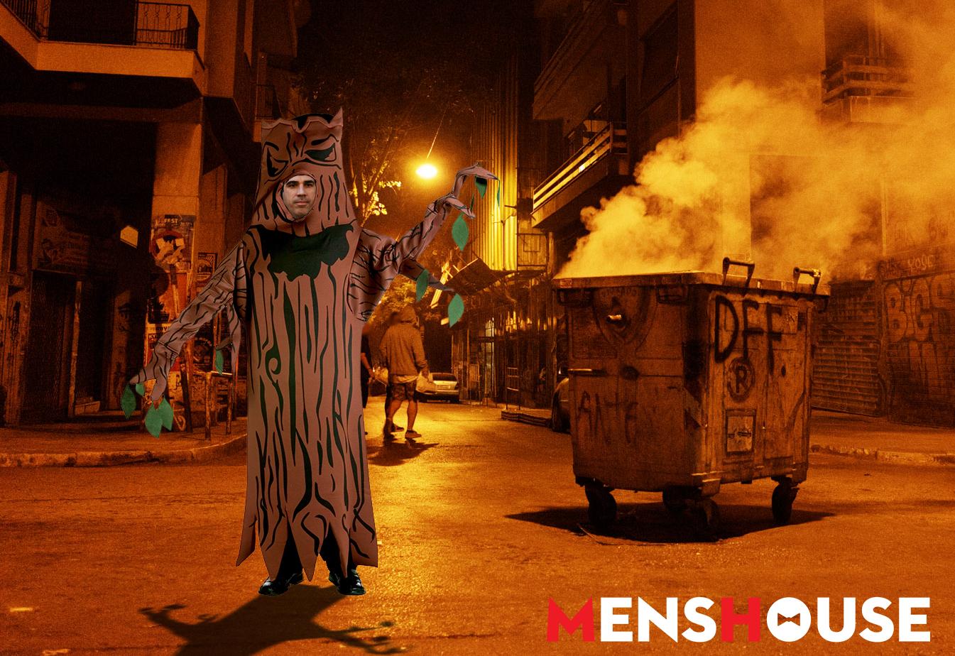 Φωτό-ντοκουμέντο: Κομάντο Πλεύρης πηγαίνει μεταμφιεσμένος Εξάρχεια το βράδυ και κλείνει στόματα (Pics)