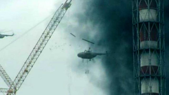 Αποστολή αυτοκτονίας: Ο ήρωας πιλότος που βομβάρδισε τον αντιδραστήρα του Τσέρνομπιλ ζει ακόμα