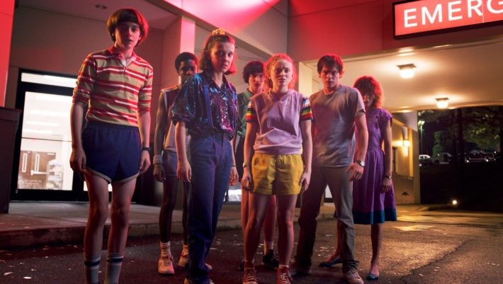 Stranger Things: Τα παιδιά δεν είναι πια παιδιά κι η σειρά δεν είναι πλέον για...παιδιά