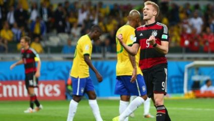 Ιστορική αποκάλυψη: Η επτάρα της Γερμανίας στη Βραζιλία ήρθε επειδή ο Σίρλε ήταν… τουαλέτα!