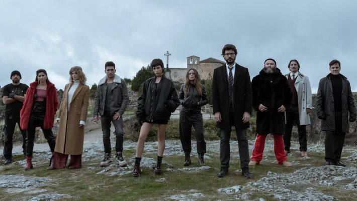 La Casa de Papel: Η 3η σεζόν αποδεικνύει γιατί έπρεπε να έχει σταματήσει η σειρά στην 2η