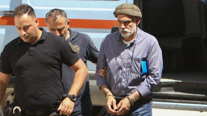 Ο Επαμεινώνδας Κορκονέας θα παραμείνει εσαεί φυλακισμένος