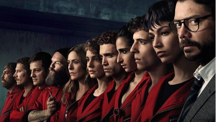 3 λόγοι για να σταματήσεις το Casa de Papel μετά τη δεύτερη σεζόν