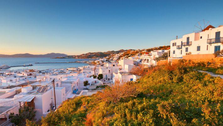 Πήραν τα πρωτεία απ' τη Μύκονο: Τα 2 ελληνικά νησιά που είχαν 100% πληρότητα το φετινό καλοκαίρι (Pics)
