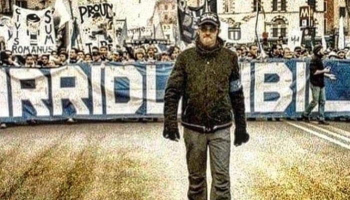 Diabolik: Ο αρχηγός των ακροδεξιών οπαδών της Λάτσιο που πέθανε έτσι όπως έζησε