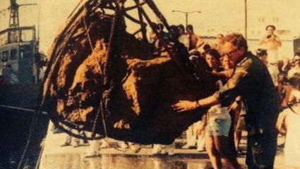 Η πιο… ΠΑΣΟΚ ανακάλυψη όλων των εποχών ήταν ο Κολοσσός της Ρόδου!