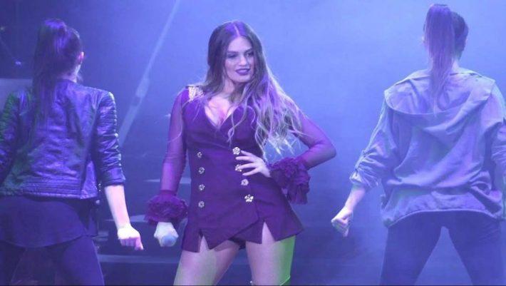 Καμπύλες για πρωτιά: Η χυμώδης Ελληνίδα του βρετανικού X Factor που έκανε τους κριτές να αλληθωρίσουν (Pics)