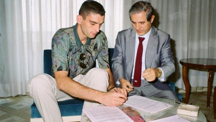 «Ξέχνα Ολυμπιακό και ΝΒΑ»: Το βράδυ που ο Παύλος Γιαννακόπουλος έδωσε 450 εκατ. για τον παικταρά που θωράκισε τον ΠΑΟ