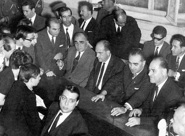 Α.Σ.Π.Ι.Δ.Α.: Ποιοι βρίσκονταν πίσω από την μυστηριώδη οργάνωση εντός στρατού που κατηγορήθηκε για εσχάτη προδοσία