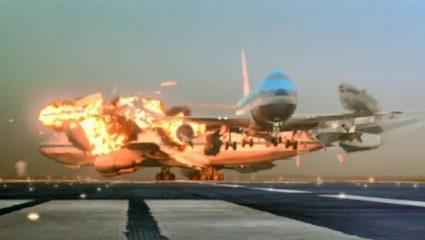 Μια καταστροφική λεπτομέρεια: Η μεγαλύτερη αεροπορική τραγωδία όλων των εποχών δεν συνέβη στον αέρα