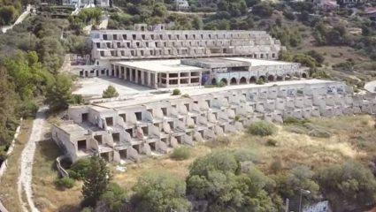 Το «Ξενοδοχείο της Χούντας»: Το κτίριο-φάντασμα που ήθελε ο Κοσκωτάς και δεν λειτούργησε ποτέ