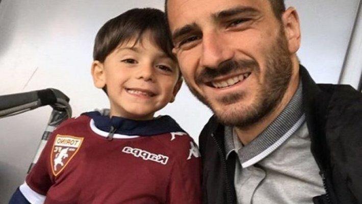 Η φοβερή ιστορία με τον γιο του Μπονούτσι που έγινε οπαδός της αιώνιας αντιπάλου, Τορίνο!