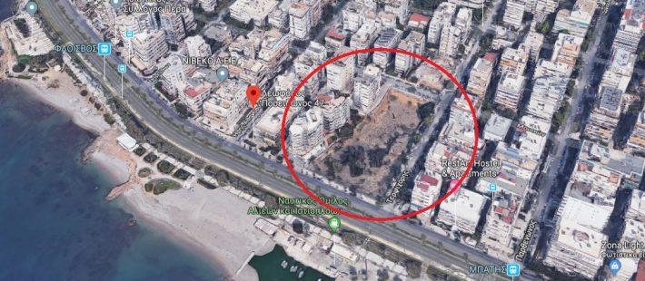 Το διαμάντι του Φλοίσβου: Γιατί θέλουν όλοι αυτό το οικόπεδο στο Παλαιό Φάληρο;
