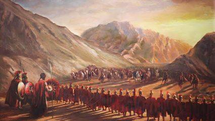 Μάχη των Θερμοπυλών: Οι 700 ηρωικοί Θεσπιείς που διέγραψε η ιστορία για χάρη του Λεωνίδα