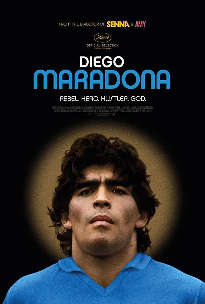 «Diego Maradona»: Το τέλειο ψυχογράφημα ενός ποδοσφαιρικού Θεού