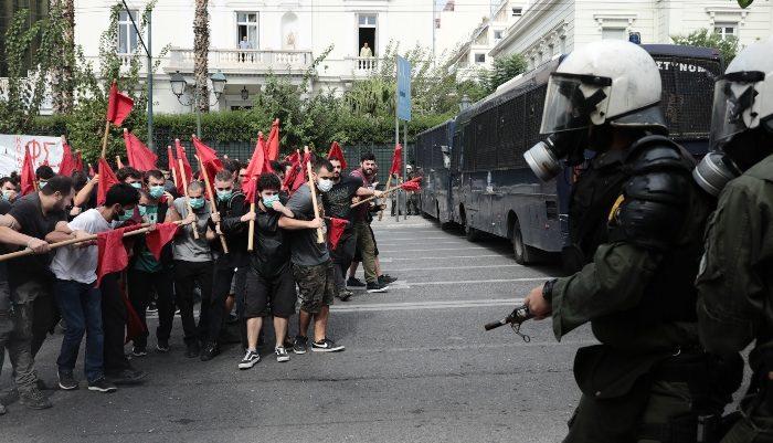 Έχει να πει κάτι γι' αυτό η ελληνική αστυνομία;