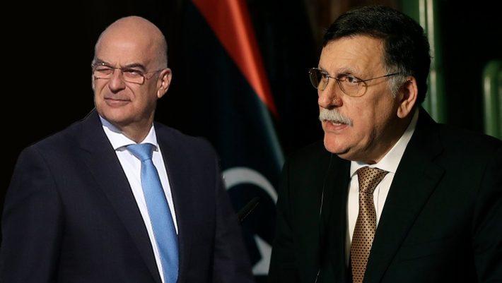 Τελεσίγραφο της Ελλάδας στη Λιβύη για τη συμφωνία με την Τουρκία
