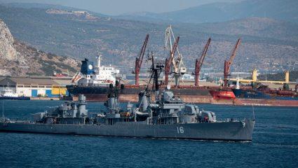 «Βέλος»: Το πλοίο που έσωσε την τιμή των ενόπλων δυνάμεων στη διάρκεια της χούντας