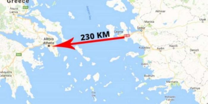 Χτυπά απ' τα 500 χλμ: Το υπερόπλο της Ελλάδας που σβήνει την πιθανότητα θερμού επεισοδίου με την Τουρκία